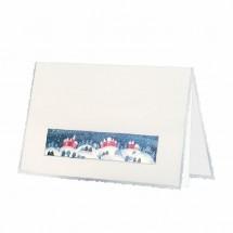 Kalėdinis atvirukas H1738