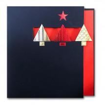 Kalėdinis atvirukas H1820