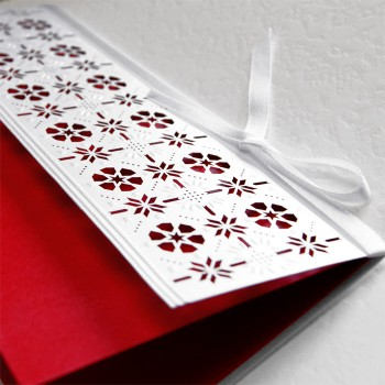 Kalėdinis atvirukas FS581tb