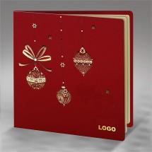 Kalėdinis atvirukas FS601bg