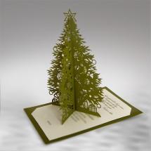 Kalėdinis atvirukas FS633zl