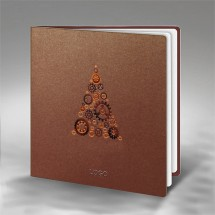 Kalėdinis atvirukas FS674br