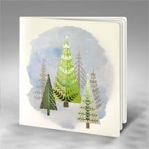 Kalėdinis atvirukas FS741