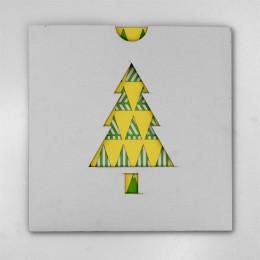 Kalėdinis atvirukas FS758