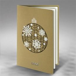 Kalėdinis atvirukas FS775zz