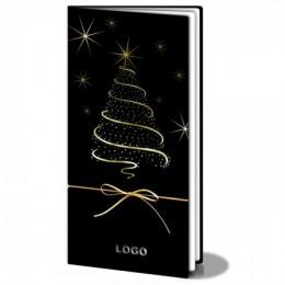 Kalėdinis atvirukas FS186ag