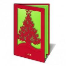 Kalėdinis atvirukas FS243cg2