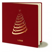 Kalėdinis atvirukas FS401bg