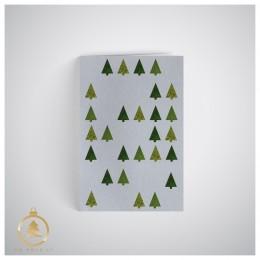 Kalėdinis atvirukas uv011
