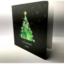 Kalėdinis atvirukas Back003