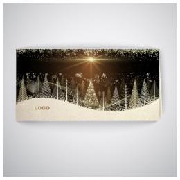 Kalėdinis atvirukas SDH001