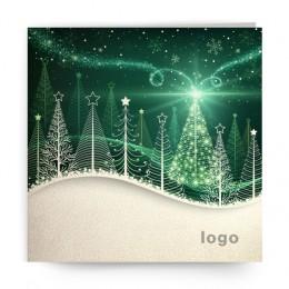 Kalėdinis atvirukas SDKW017