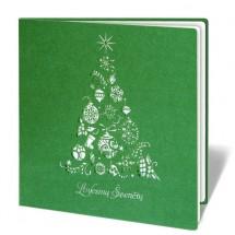 Kalėdinis atvirukas FS232zj