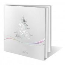 Kalėdinis atvirukas FS254tb