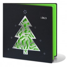Kalėdinis atvirukas FS286ag