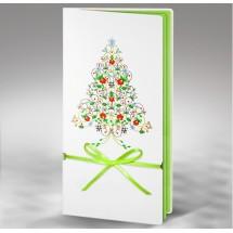 Kalėdinis atvirukas FS326tb