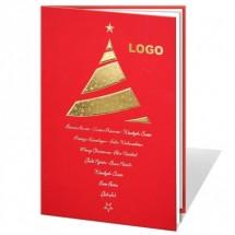 Kalėdinis atvirukas 011232WR