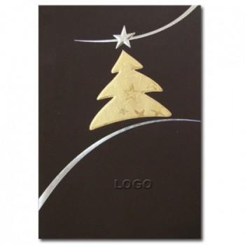 Kalėdinis atvirukas 011348WB