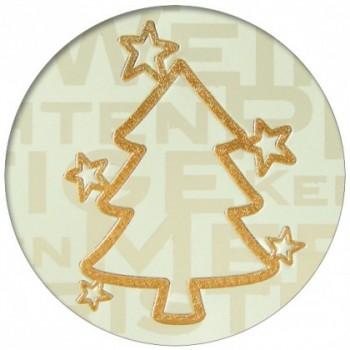 Kalėdinis atvirukas 011466W