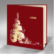 Kalėdinis atvirukas FS345bg