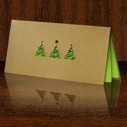 Kalėdinis atvirukas FS464