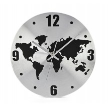Wall clock WORLD