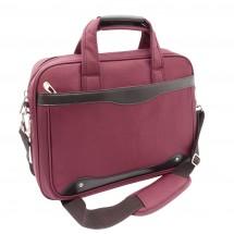 Notebook briefcase red