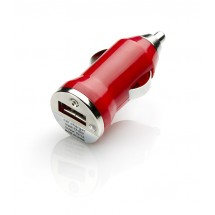 Car charger red