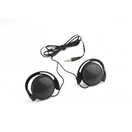 Headphones CLIP black