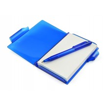 Notebook with pen, 80 pages