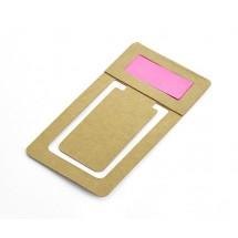 Memo bookmark pink