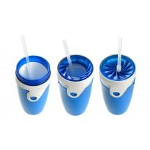 Cup LENS 350 ml blue