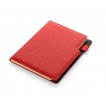 Notebook TRIM red
