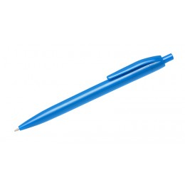 Ball pen BASIC light blue
