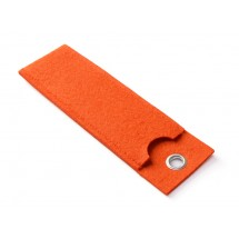 Ball pen case YOUNG orange