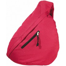 Shoulder bag CITY red