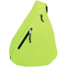 Shoulder bag CITY light green