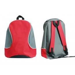 Backpack ADVENTURE red