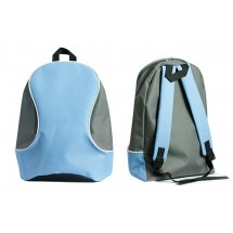 Backpack ADVENTURE blue