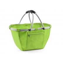 Shopping basket light green