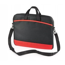 Notebook bag red
