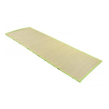 Beach bag with mat light green