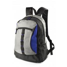 Backpack TRAMP black and blue
