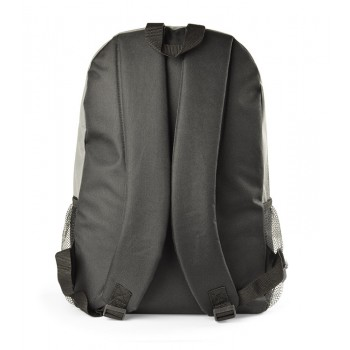 Backpack TRAMP black and red
