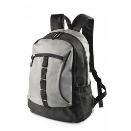 Backpack TRAMP black and grey