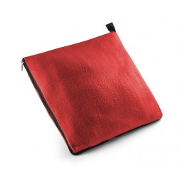 2 in 1 blanket red