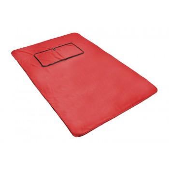2 in 1 blanket red