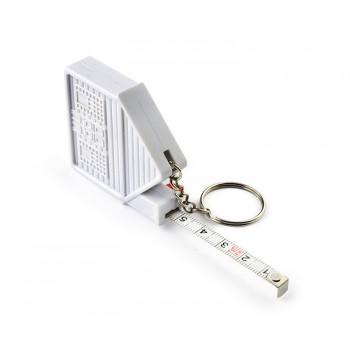 Keychain - tape measure