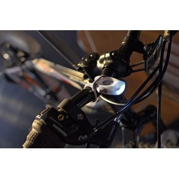 Bike light front (white LED)
