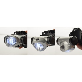 Headlamp 8LED